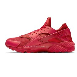 "Кроссовки Nike Air Huarache ""Triple Red"""