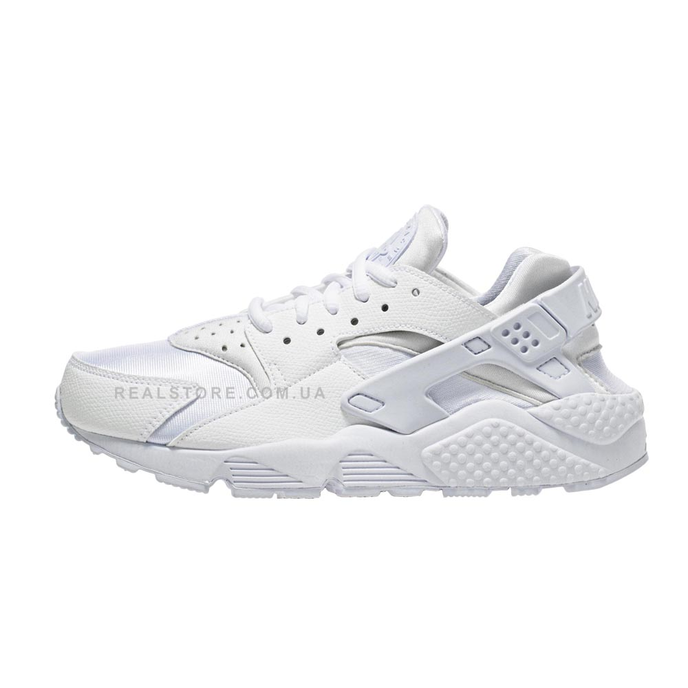 "Кроссовки Nike Air Huarache ""Triple White"""