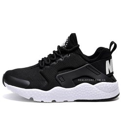 "Кроссовки Nike Air Huarache Ultra ""Black/White"""
