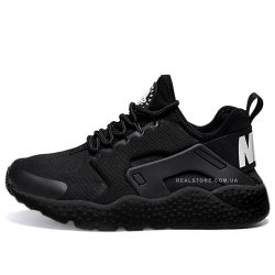 "Кроссовки Nike Air Huarache Ultra ""Black"""