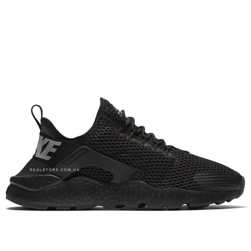 "Кроссовки Nike Air Huarache Ultra Breathe ""Black"""