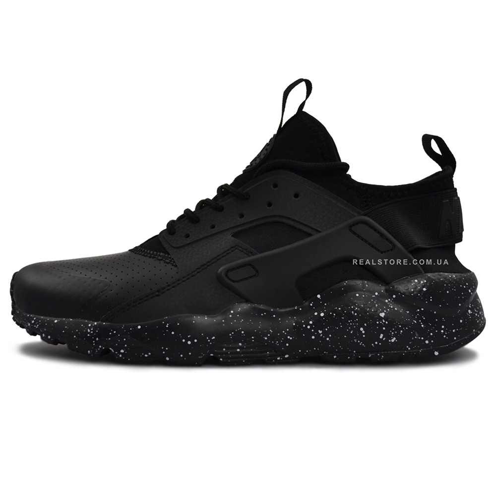 "Кроссовки Nike Air Huarache Ultra Oreo ""Black"""
