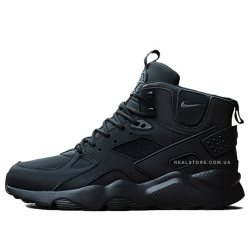 "Кроссовки Nike Air Huarache Winter ""All Black"""