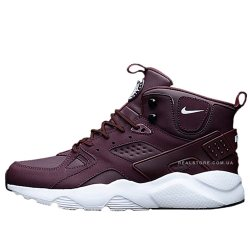 "Кроссовки Nike Air Huarache Winter ""Bordo"""