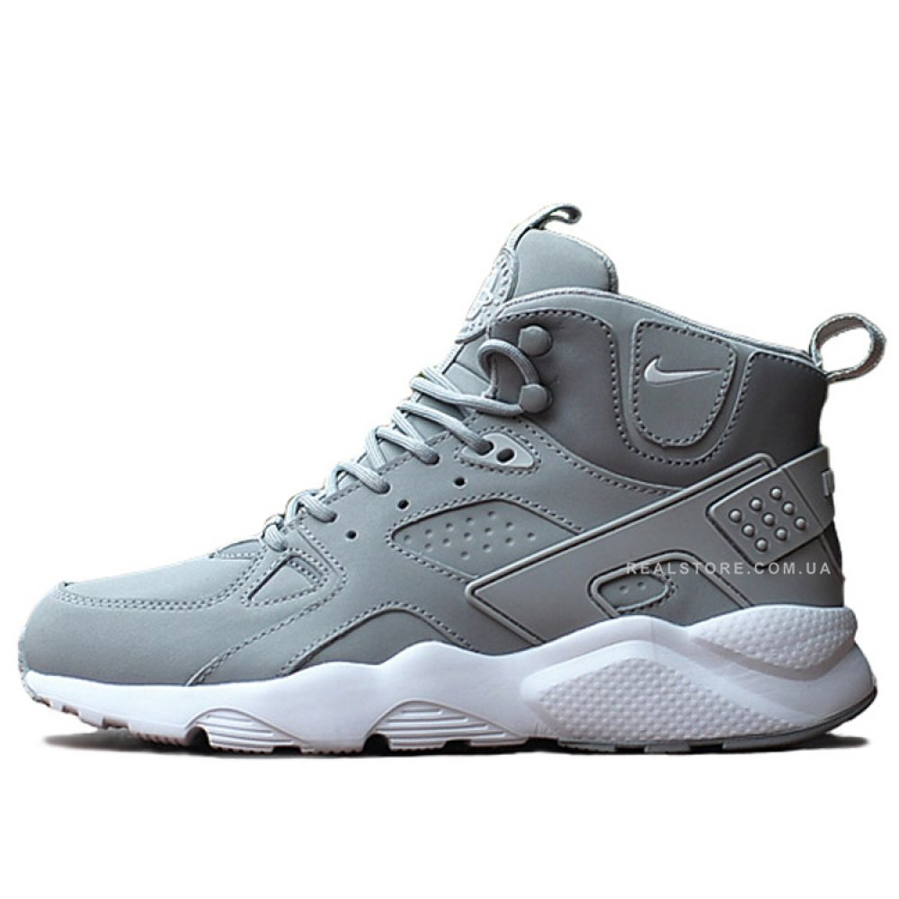 "Кроссовки Nike Air Huarache Winter ""Grey/White"""