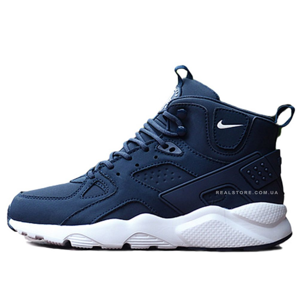 "Кроссовки Nike Air Huarache Winter ""Navy/White"""