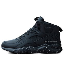 "Кроссовки Nike Air Huarache Winter Oreo ""Black"""