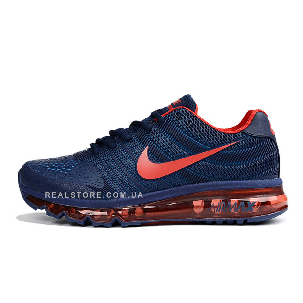"Кроссовки Nike Air Max 2017 KPU ""Deep Blue"""