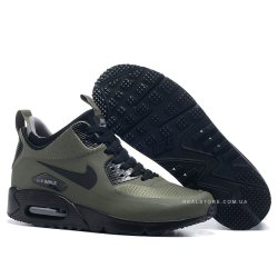 "Кроссовки Nike Air Max 90 MID Winter ""Khaki"""