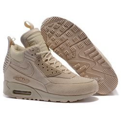 "Кроссовки Nike Air Max 90 Winter Sneakerboot ""Beige"""