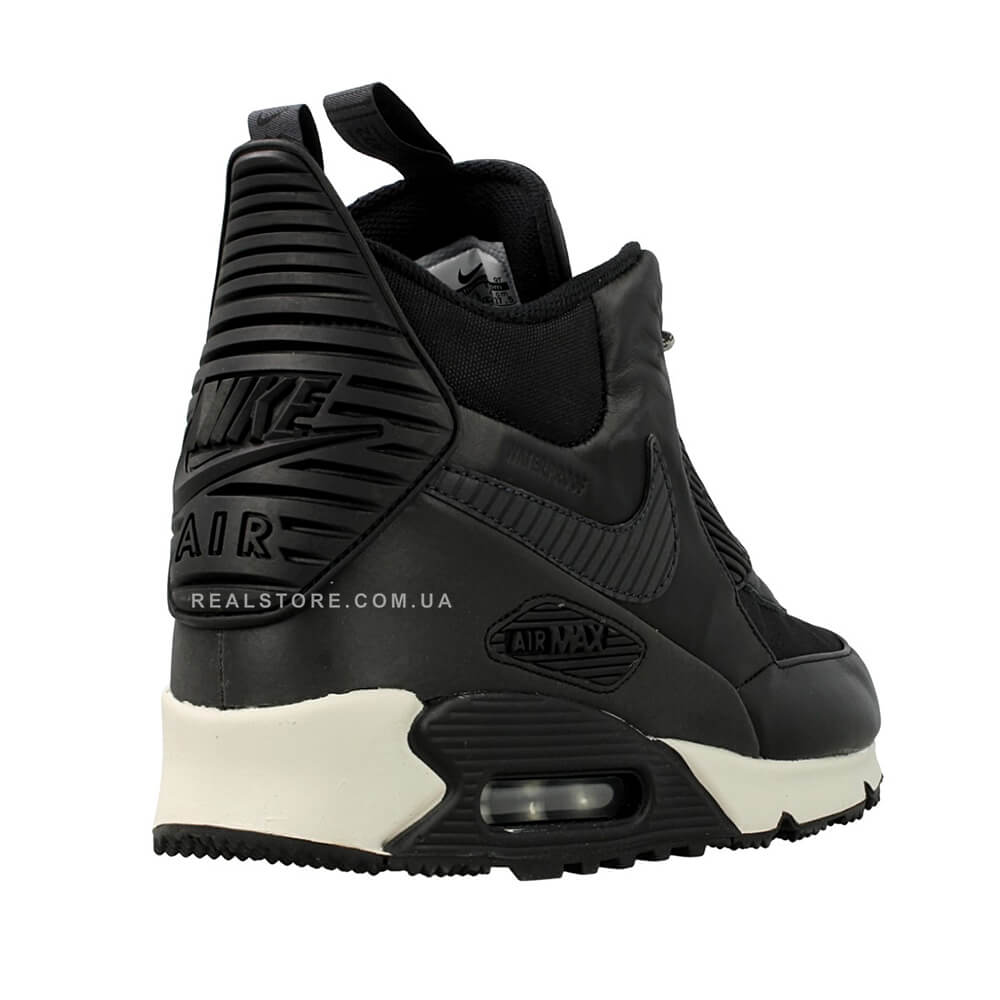 "Кроссовки Nike Air Max 90 Sneakerboot ""Black/White"""