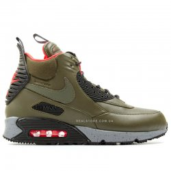 "Кроссовки Nike Air Max 90 Winter Sneakerboot ""Green"""