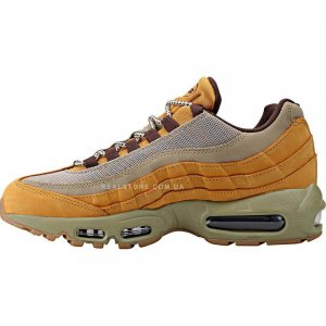 "Кроссовки Nike Air Max 95 Premium Wheat ""Brown"""