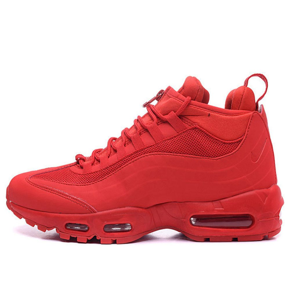 "Кроссовки Nike Air Max 95 Sneakerboot Anniversary ""Red"""
