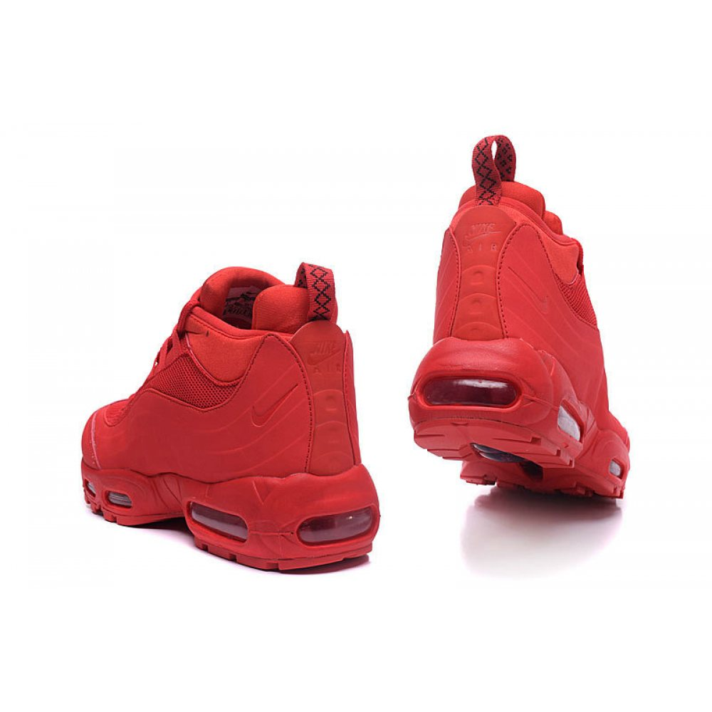 """Кроссовки Nike Air Max 95 Sneakerboot Anniversary """"Red"""""""