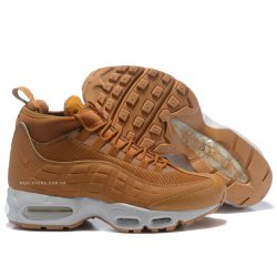 "Кроссовки Nike Air Max 95 Sneakerboot ""Brown"""