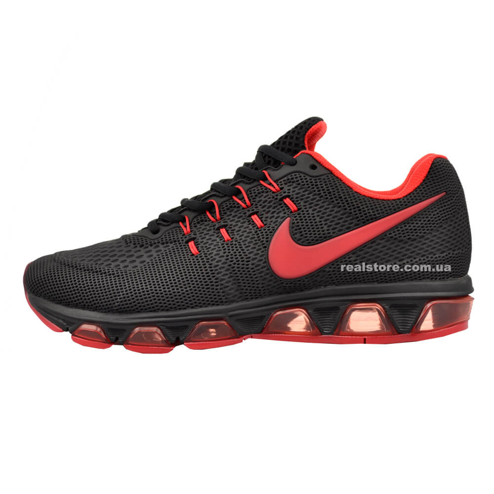 "Кроссовки Nike Air Max Tailwind 8 ""Black/Red"""