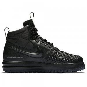 "Кроссовки Nike Lunar Force 1 Duckboot 17 ""Black"""