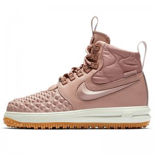 "Кроссовки Nike Lunar Force 1 Duckboot 17 ""Particle Pink"""