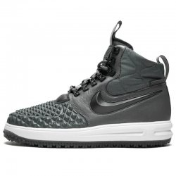 "Кроссовки Nike Lunar Force 1 Duckboot 17 ""Wolf Grey"""