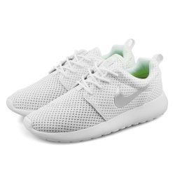 "Кроссовки Nike Roshe Run ""White/Gray"""