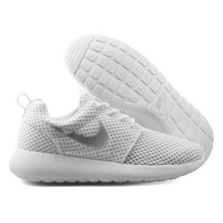"Кроссовки Nike Roshe Run ""White/Grey"""