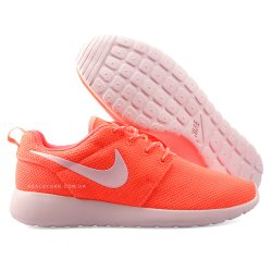 "Кроссовки Nike Roshe Run Wmns ""Triple Pink"""
