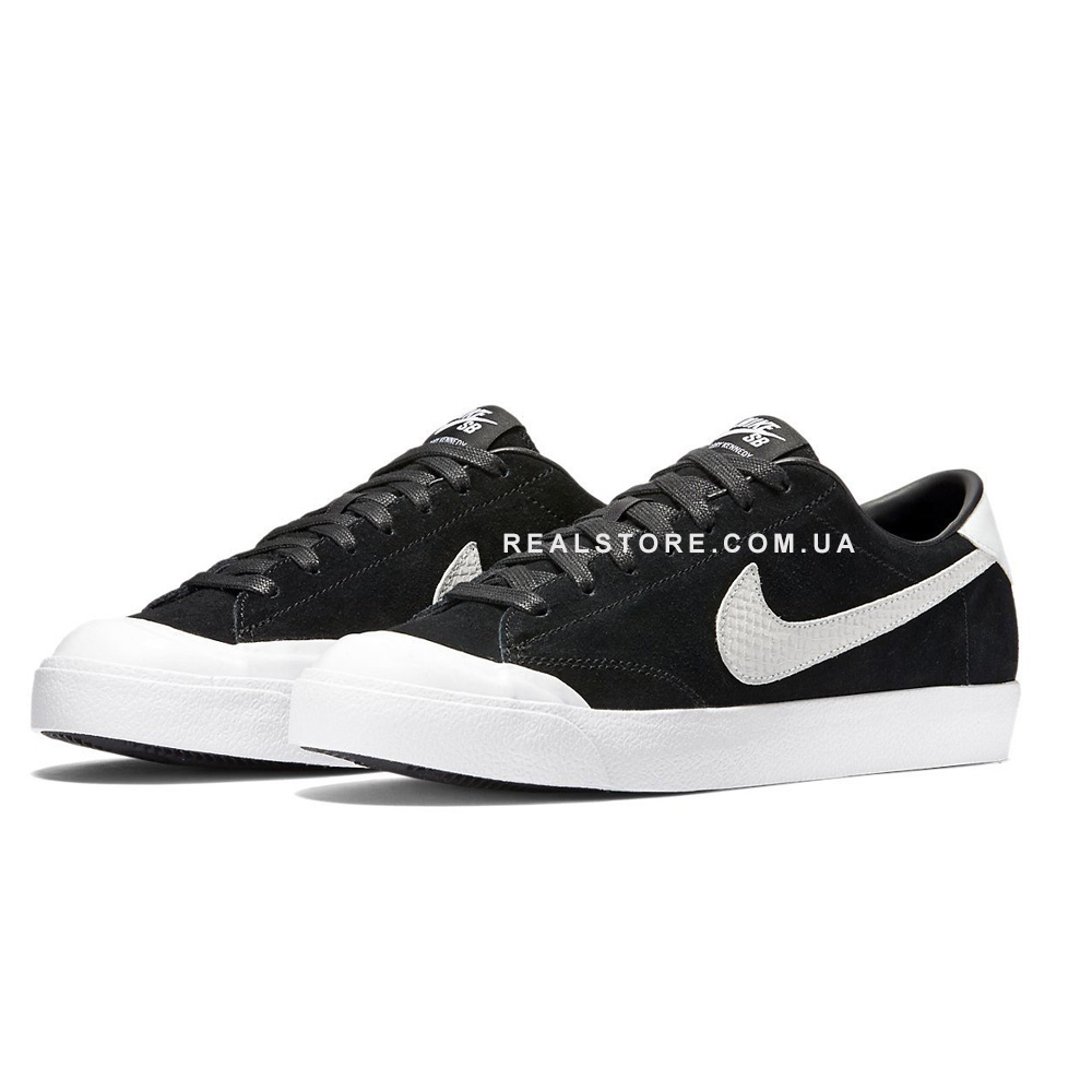 "Кроссовки Nike SB Zoom All Court CK QS ""Black/White"""