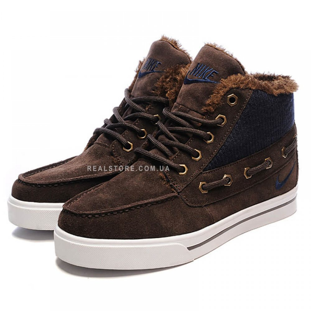 "Кроссовки Nike Winter Sweet Classic ""Brown"""