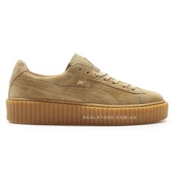"Кроссовки Puma X Rihanna Creepers ""Brown"""