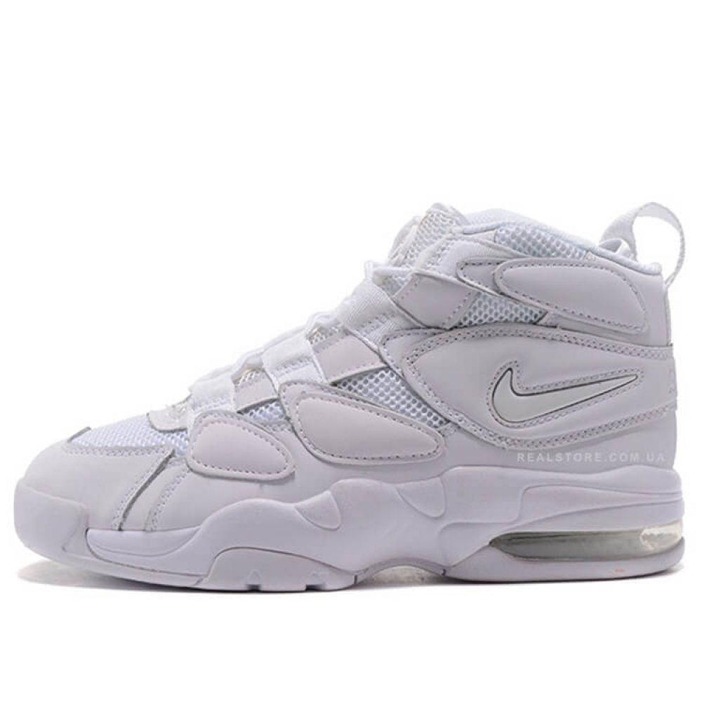 """Кроссовки Nike Air Max 2 Uptempo """"All White"""""""
