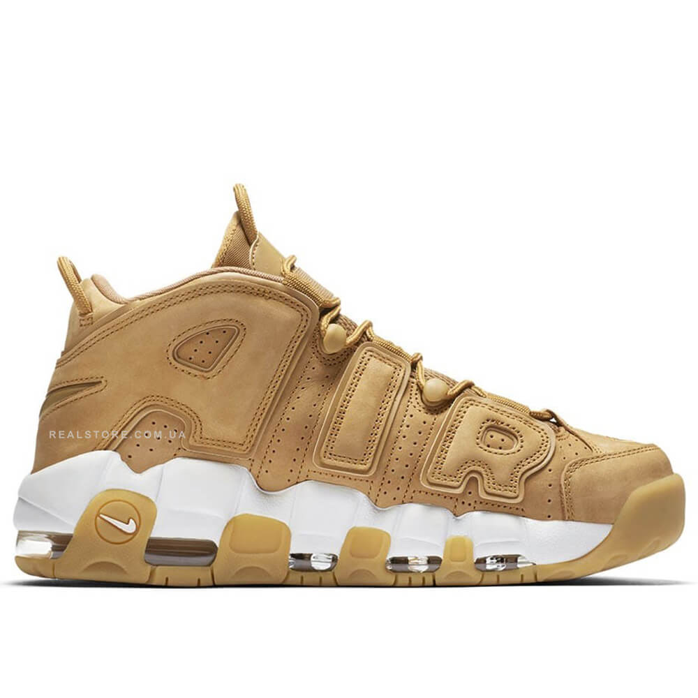 "Кроссовки Nike Air More Uptempo ""Flax"""