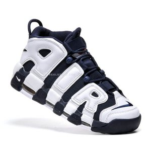 """Кроссовки Nike Air More Uptempo """"Olympic"""""""