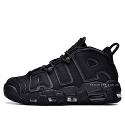 "Кроссовки Nike Air More Uptempo ""Reflective Black"""