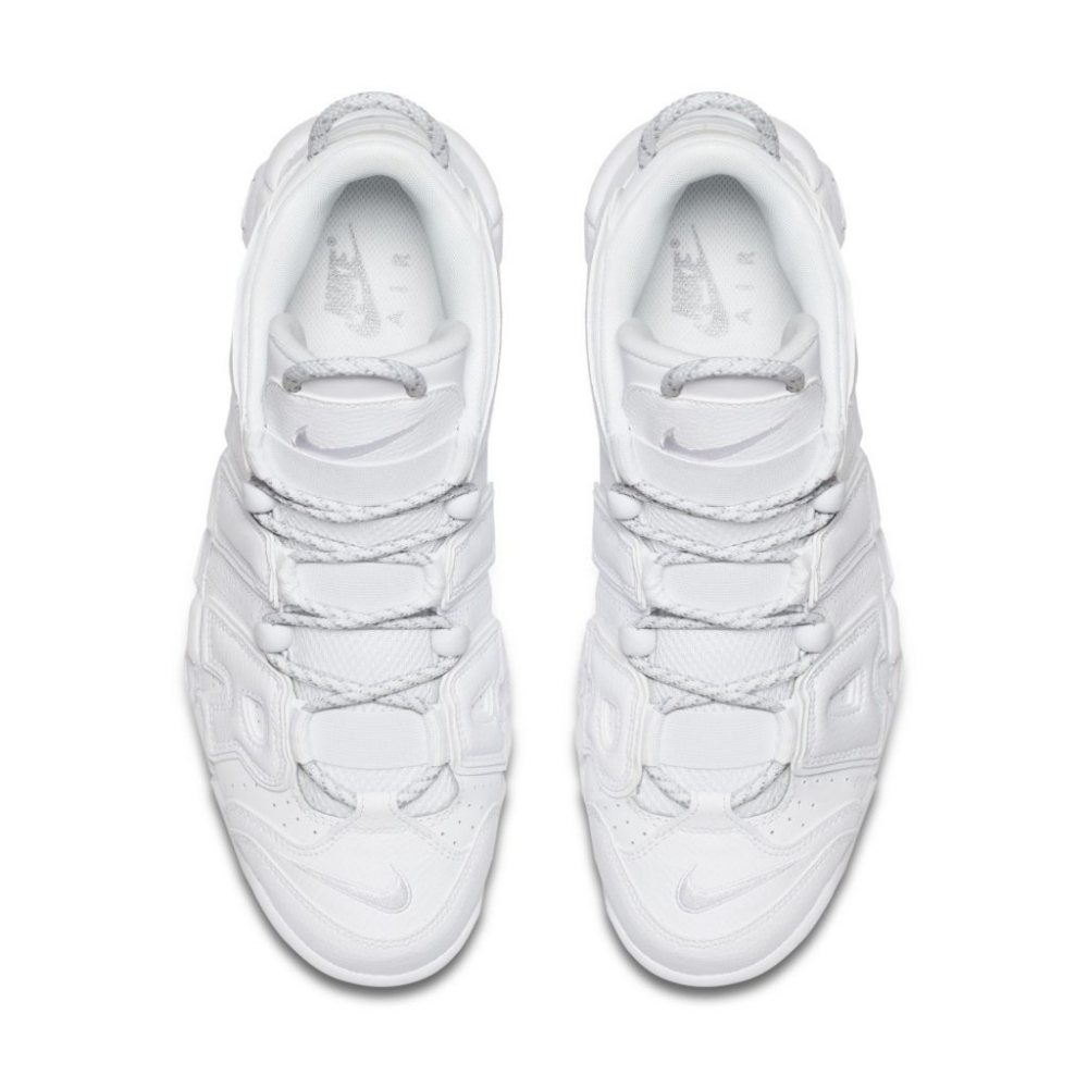 "Кроссовки Nike Air More Uptempo ""Triple White"""