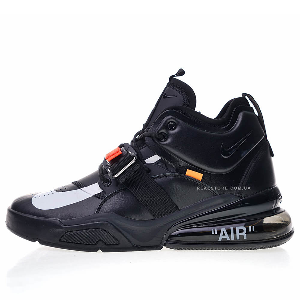 db634b20 Кроссовки Nike Air Force 270 x Off-White