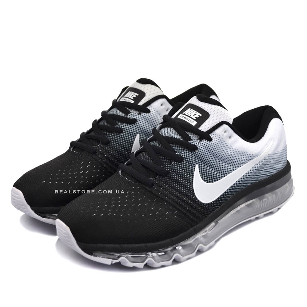"""Gray Black White And Gold Bedroom: Кроссовки Nike Air Max 2017 Running """"Black/White/Gray"""