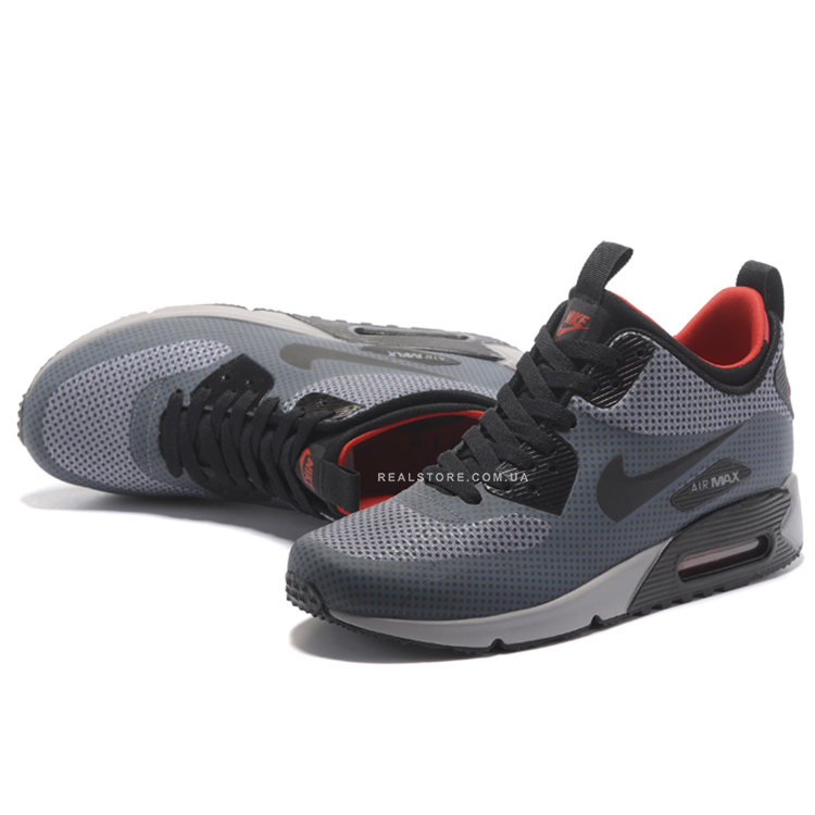 "Кроссовки Nike Air Max 90 MID Winter ""Carbon Grey"", купить ..."