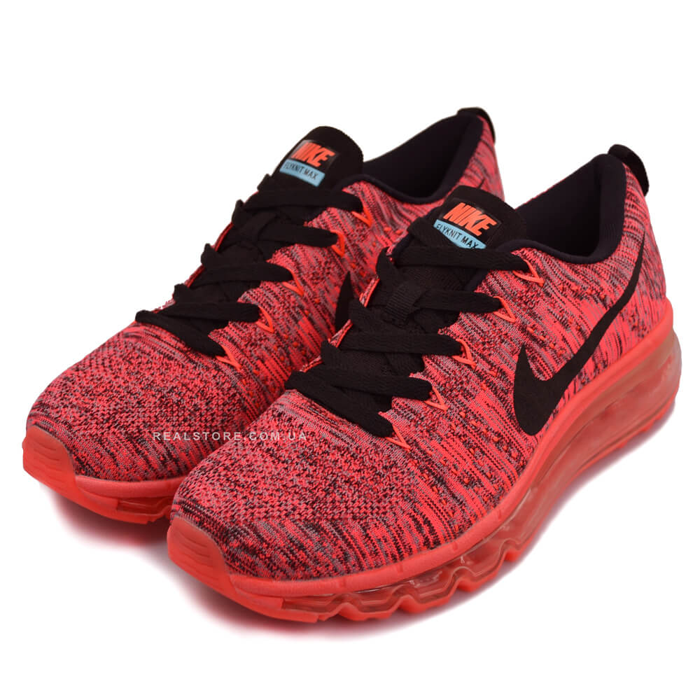 Air max black and red 2014