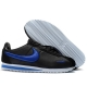 "Кроссовки Nike Classic Cortez Nylon Embroidery ""Black/Blue"""