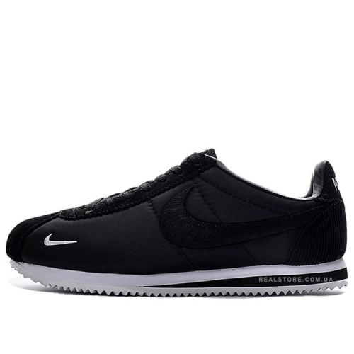 "Кроссовки Nike Classic Cortez Nylon Embroidery ""Core Black"""