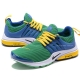 "Кроссовки Nike Air Presto BR ""Green/Blue/Yellow"""
