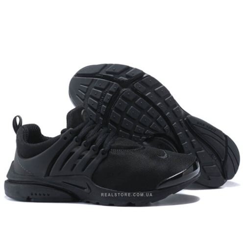 "Кроссовки Nike Air Presto Essential ""Black"""
