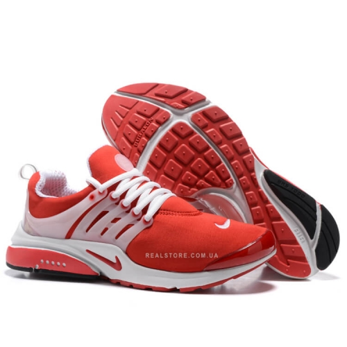 "Кроссовки Nike Air Presto Essential ""Red/White"""
