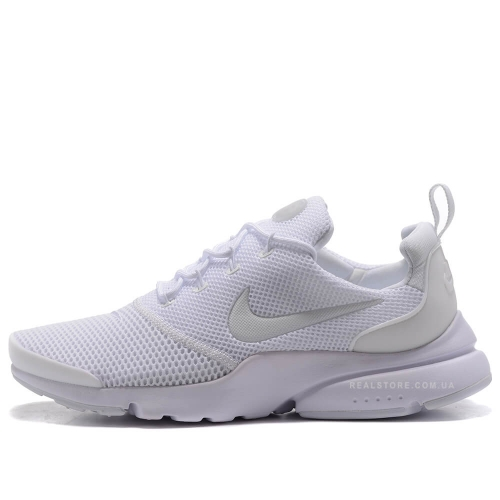 "Кроссовки Nike Air Presto Fly ""Triple White"""