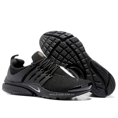 "Кроссовки Nike Air Presto Flyknit ""Black"""