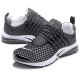 "Кроссовки Nike Air Presto Flyknit ""Black/White"""
