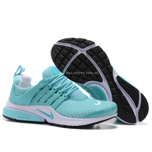 "Кроссовки Nike Air Presto Flyknit ""Mint/White"""