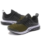 "Кроссовки Nike Air Presto Flyknit Ultra Breathe ""Black/Green"""