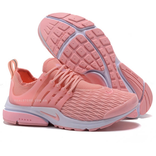 "Кроссовки Nike Air Presto Flyknit Ultra Breathe ""Pink/White"""